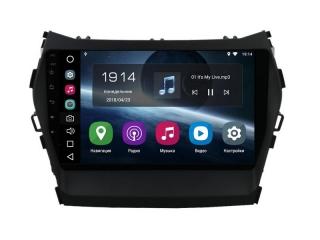 Штатная магнитола FarCar V209R-DSP (серия s200) для Hyundai Santa Fe 2012+ на Android 8.0