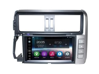Штатная магнитола FarCar V065 (серия s200) для Toyota LC Prado 150 2009-2013 на Android 8.0