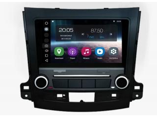 Штатная магнитола FarCar V056 (серия s200) для Mitsubishi Outlander XL,Citroen C-Crosser, Peugeot 4007 на Android 8.0