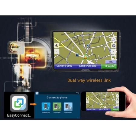 Штатная магнитола Carmedia KD-1100-P30 для Suzuki Vitara 2015+ c DSP процессором на Android 10