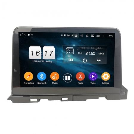 Штатная магнитола Carmedia KD-9087-P5-4G для Mazda 6 2019+ c DSP процессором на Android 10