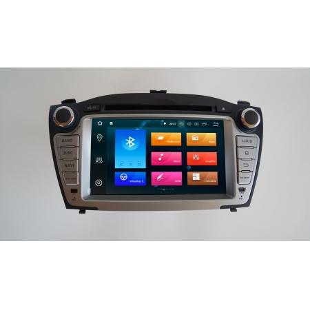 Штатная магнитола Carmedia MKD-H708-P5 для Hyundai iX35 2009-2015 с DSP процессором на Android 9.0