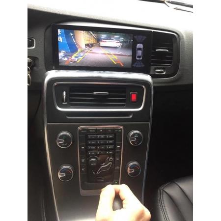 Штатная магнитола Carmedia XN-V8002 для Volvo S60, V60 2015-2017 на Android 9
