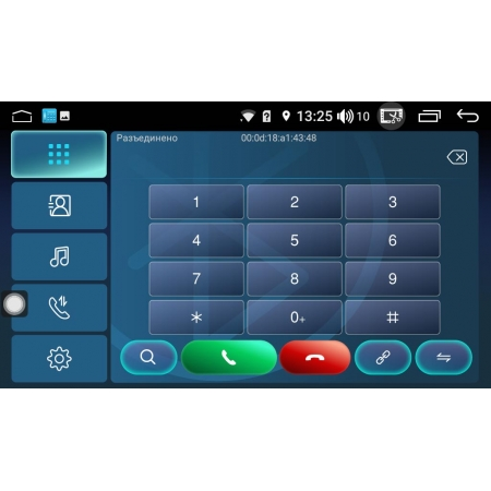 Штатная магнитола Daystar DS-7048Z для Toyota Camry V50 2012-2014 с DSP процессором, 4/64 GB, 4G LTE Sim, Android 8.1