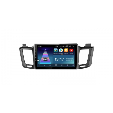 Штатная магнитола Daystar DS-7055Z для Toyota RAV4 2013+ с DSP процессором, 4/64 GB, 4G LTE Sim, Android 8.1