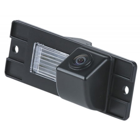 mydean vcm-316w комплект камеры заднего вида для mitsubishi pajero iv (2006-), pajero sport (1998-2008)