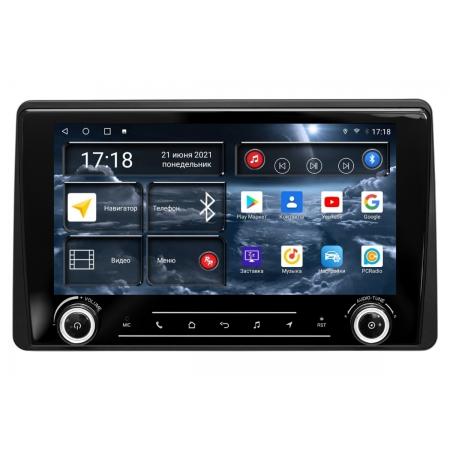 Штатная магнитола Redpower 71258 KNOB для Renault Duster 2020+ с DSP процессором, 4G модемом и CarPlay на Android 10