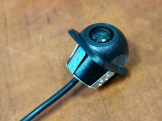 Камера заднего вида Carmedia CM-7505C-PRESTIGE Универсальная сенсор 1058K (врезная под фрезу)