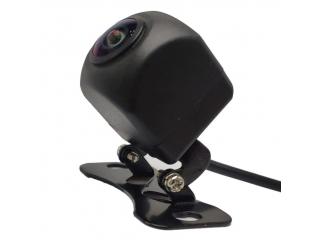 Камера универсальная Carmedia CM-7566C-EYE (200 градусов) передняя и задняя