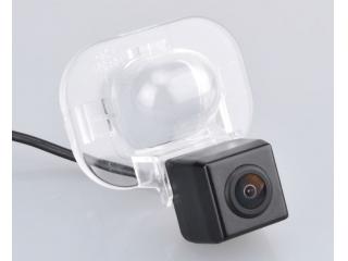 Штатная камера заднего вида Carmedia CMD-7512S для Hyundai Solaris sedan (с 2010 г.в. по 2017 г.в.)