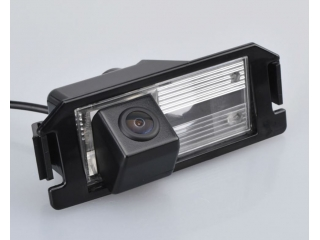 Штатная камера заднего вида Carmedia CMD-7550S для Hyundai I30, Coupe, Tiburon, Genesis Coupe, Veloster