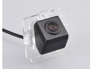 Штатная камера заднего вида Carmedia CMD-7580S для Mitsubishi Outlander, XL, Citroen C-Crosser, Peugeot 4007, Lifan X60