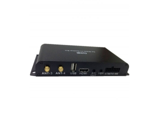 Цифровой ТВ-тюнер Carmedia DVB-T2 4 антенны