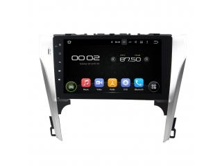 Штатная магнитола Carmedia KD-1031-P6 для Toyota Camry V50 c DSP процессором на Android 9