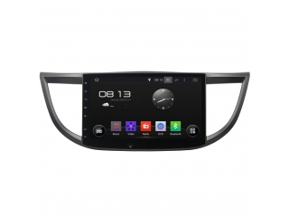 Штатная магнитола Carmedia KD-1050-P30 для Honda CR-V 2012-2015 c DSP процессором на Android 9