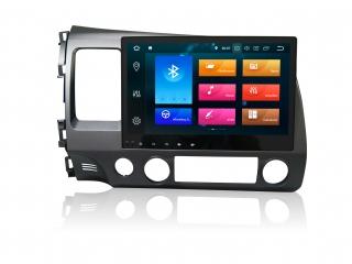 Штатная магнитола Carmedia KD-1057-P6 для Honda Civic VIII 2006-2011 c DSP процессором на Android 9