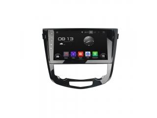 Штатная магнитола Carmedia KD-1060-P5 для Nissan Qashqai 2013+, X-Trail 2015+ c DSP процессором на Android 9