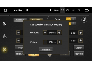 Штатная магнитола Carmedia KD-1913-P5-4G для Mitsubishi Pajero Sport 2017+ (МКПП) c DSP процессором на Android 10