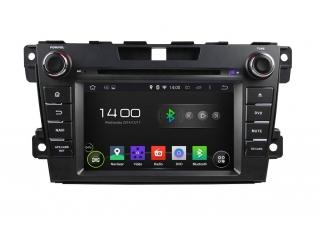 Штатная магнитола Carmedia KD-7007-P6 для Mazda CX-7 2006-2012 c DSP процессором на Android 9