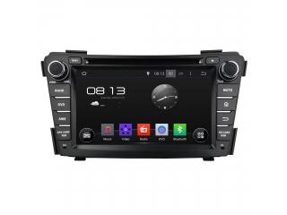 Штатная магнитола Carmedia KD-7029-P5-4G для Hyundai i40 2011+ c DSP процессором на Android 10
