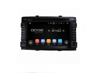 Штатная магнитола Carmedia KD-7042-P6 для Kia Sorento XM 2009–2012 c DSP процессором на Android 9
