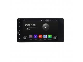 Штатная магнитола Carmedia KD-7508-P6 для Mitsubishi Универсальная c DSP процессором на Android 9