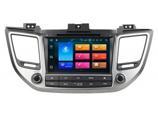 Штатная магнитола Carmedia KD-8085-P30 для Hyundai Tucson 2016+ c DSP процессором на Android 9