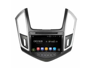 Штатная магнитола Carmedia KD-8087-P30 для Chevrolet Cruze 2013-2015c DSP процессором на Android 9