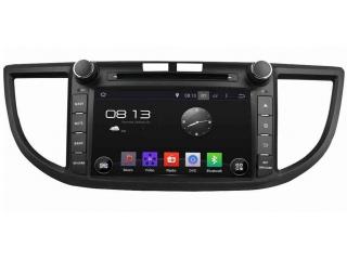 Штатная магнитола Carmedia KD-8097-P6 для Honda CR-V 2012-2015 c DSP процессором на Android 9