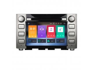 Штатная магнитола Carmedia KD-8098-P6 для Toyota Tundra II 2013+ c DSP процессором на Android 9