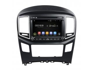 Штатная магнитола Carmedia KD-8117-P30 для Hyundai H1, Grand Starex 2016+ c DSP процессором на Android 9