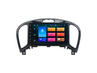 Штатная магнитола Carmedia KD-8213-P6 для Nissan Juke 2010+ c DSP процессором на Android 9
