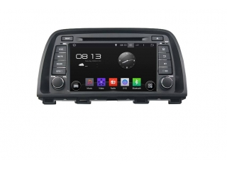 Штатная магнитола Carmedia KD-8236-P6 для Mazda CX-5 2011-2016 c DSP процессором на Android 9
