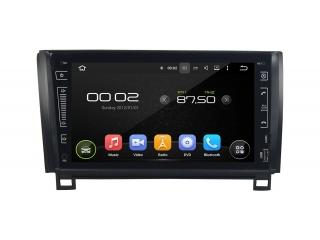 Штатная магнитола Carmedia KD-9016-P30 для Toyota Tundra 2007-2013, Sequoia 2008+ c DSP процессором на Android 9