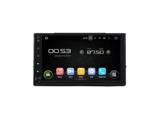 Штатная магнитола Carmedia KD-9406-P5 для Toyota Fortuner 2016+, Corolla E180 c DSP процессором на Android 9