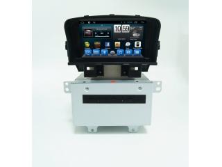 Штатная магнитола Carmedia KR-7016-S9 для Chevrolet Cruze 2009-2012 c DSP процессором и 4G модемом, 8 ядер, 4/64 Гб на Android 8.1