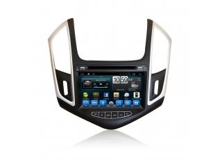 Штатная магнитола Carmedia KR-8055-S9 для Chevrolet Cruze 2013-2015 c DSP процессором и 4G модемом, 8 ядер, 4/64 Гб на Android 8.1