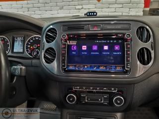 Штатная магнитола Carmedia MKD-8019-P5 для Volkswagen, Skoda, Seat с DSP процессором на Android 10