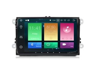 Штатная магнитола Carmedia MKD-9613-P6 для Volkswagen, Skoda, Seat с DSP процессором на Android 10