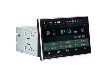 Штатная магнитола Carmedia MKD-980-P6 Универсальная 2DIN с DSP процессором на Android 10