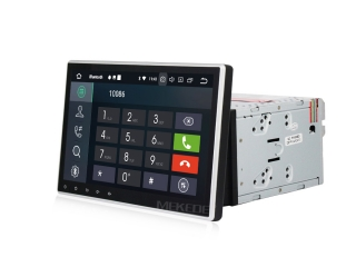 Штатная магнитола Carmedia MKD-981-P30 Универсальная 2DIN с DSP процессором на Android 10