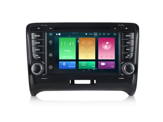 Штатная магнитола Carmedia MKD-A786-P30 для Audi TT с DSP процессором на Android 10