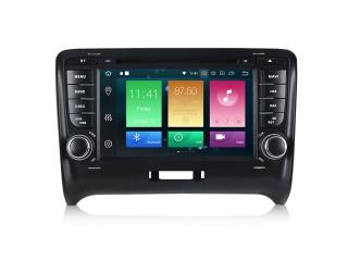 Штатная магнитола Carmedia MKD-A786-P5 для Audi TT с DSP процессором на Android 10