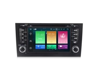 Штатная магнитола Carmedia MKD-A790-P6 для Audi A6 с DSP процессором на Android 10