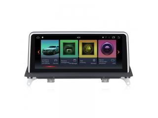 Штатная магнитола Carmedia MKD-B1012 для BMW X5 E70 2010-2013 и X6 E71 2012-2014 CIC на Android 8.1