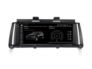 Штатная магнитола Carmedia MKD-B1028 для BMW X3 2013-2017 F25 NBT, X4 2014-2017 F26 (NBT) на Android 8.1
