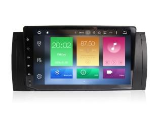Штатная магнитола Carmedia MKD-B939-P30 для X5 E53, 5er E39, 7er E38 с DSP процессором на Android 10