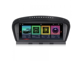 Штатная магнитола Carmedia MKD-B986 для BMW 3er E90 2005-2009 CСC, BMW 5er E60 2004-2009 CCC на Android 8.1