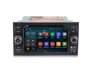 Штатная магнитола Carmedia MKD-F745B-P30 для Ford Focus 2, Transit, C-Max, Fusion с DSP процессором на Android 10