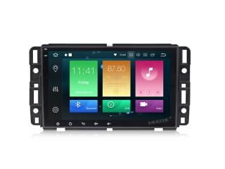 Штатная магнитола Carmedia MKD-G882-P6 для Chevrolet Tahoe, Hummer H2 с DSP процессором на Android 10